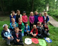 Bevers: Zomerkamp 2014
