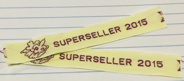 Topseller Scouting Loterij 2015