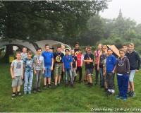 Scouts Zomerkamp 2016